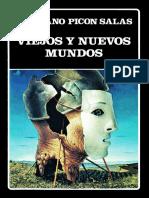 Viejos y Nuevos Mundos - Mariano Picón Salas