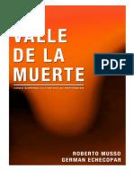 El Valle de La Muerte - Roberto Musso