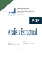 Mecanica Estatica- Estructura