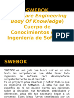 ¿Que es SWEBOK?