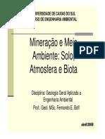 Aula 7_Mineração e Meio Ambiente_Solo_atmosfera_e_Biosfera