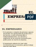 El Empresario