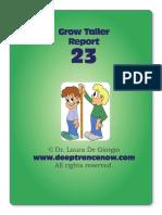 Growtaller Report