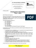 kindergarten information 2016  1