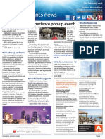 Business Events News for Mon 08 Feb 2016 - Luxperience pop up event, JNTO AIME launch, BCD Meetings AMPERSAND Expos, Staging Connections and more