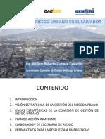 La Gestion Del Riesgo Urbano