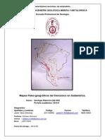 Sudamerica Cenozoicso