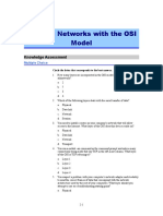 98-366 Knowledge Assessment networking