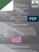 sifilis presentacion