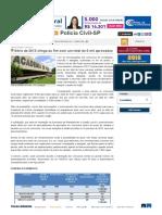 Concurso Polícia Civil-SP _ Série de 2013 Chega Ao Fim Com Um Total de 6 Mil Aprovados - Folha Dirigida _ Concursos Públicos