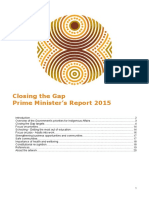 Closing the Gap 2015 Report (1)