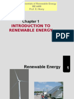 Renewabl;e Energy Ch 1 PowerPoint
