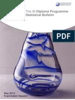 May 2012 Statistical Bulletin
