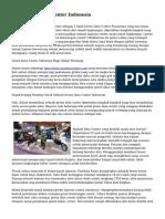 Trik Dalam Data Center Indonesia