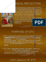 Origin and Kinds of Social Encyclical Letters of the Church(5)