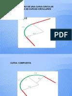Curvas Horizontales y Verticales