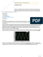 Power Quality Monitoring and Power Metering Tutorial