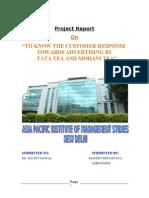 ranjeet final reseach report