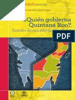 ¿Quién gobierna Quintana Roo?
