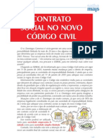 Contabilidade - Contrato Social Novo Codigo Civil