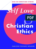 Weaver - Self Love and Christian Ethics