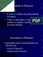 Contabilidade - Financas