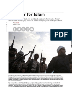 The War for Islam