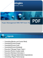 PMP Lecture 10