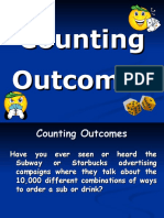 Powerpoint Counting Principle