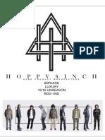 Catalog Luxury hoppvsinch