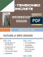 AMSYSCO Contractor Info Session