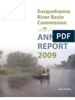 Susquehanna River Basin Commission Annual Report 2009