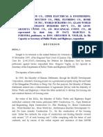 (021) EPG Construction vs. DPWH Sec. Vigilar, 354 SCRA 566