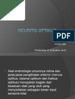 Ppt Neuritis Optik INA DR NURBUANTO