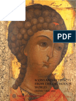 Icons and Artefacts From the Orthodox World - 2010