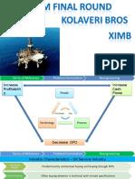 Accenture - Consilium Case Study Kaushik Basu Concelium XIMB_KolaveriBros_Final