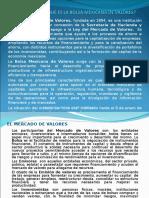 Bolsa Mexicana de Valores Finanzas