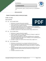 IB Economics 1 Assess Marks1