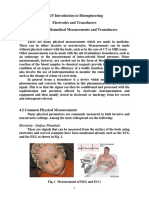 4 Biomedical Measurements and Transducers Full