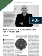 Članak Varnostni Forum ožujak 2010. - sudski vještak informatike i telekomunikacija Saša Aksentijević