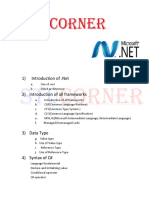 Stucorner - Dot Net Training Institute and Best .Net Training Center in Delhi