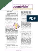 114 - Accountability and Christian Charity