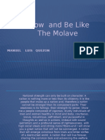 Docslide.us Grow and Be Like the Molave by Manuel Luis Quezon