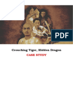 Crouching Tiger Case Study Completed