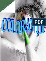 Coloratii folosite il laboratorul de analize medicale