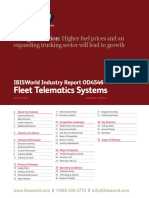 OD4546 Fleet Telematics Systems Industry Report