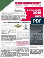 Antibes en Mouvement Janvier2016