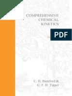 Comprehensive chemical kinetics Bamford