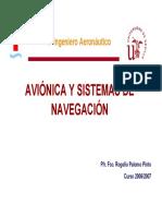 Navegacion Universidad Sevilla