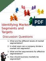 1.Segmentation & Targeting